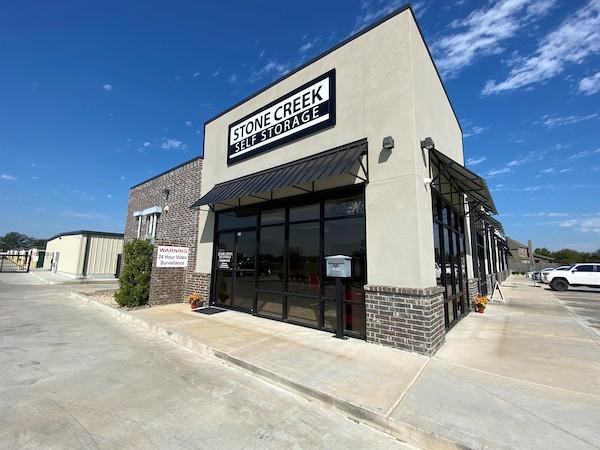 Stone Creek Storage office